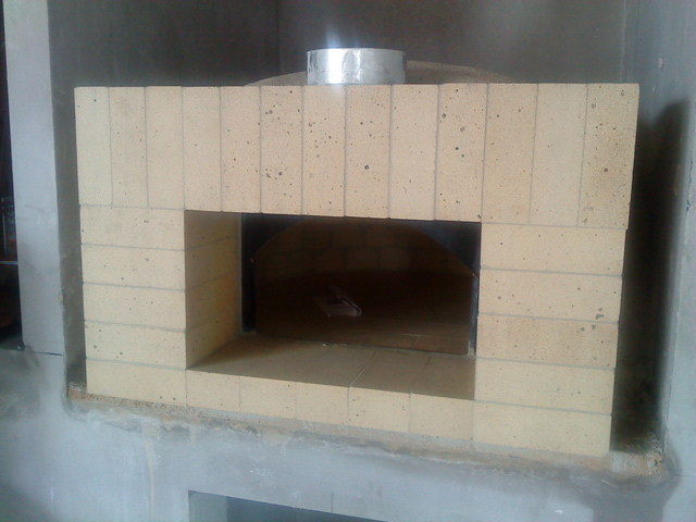 Pictures Of Moder Pizza Oven